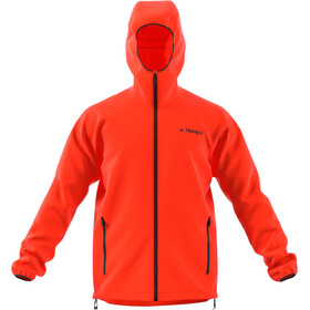 adidas TERREX Agravic Windweave Jacket Herren active orange